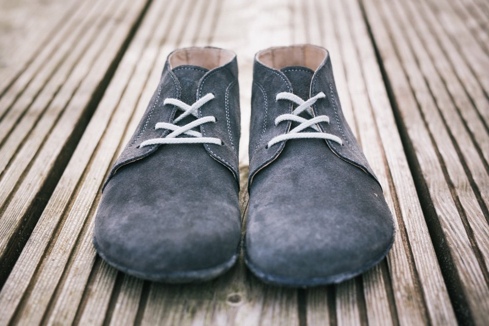 Barefoot Shoes - Be Lenka All-year - Grey