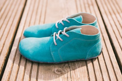 Barefoot Shoes - Be Lenka All-year - Turquoise