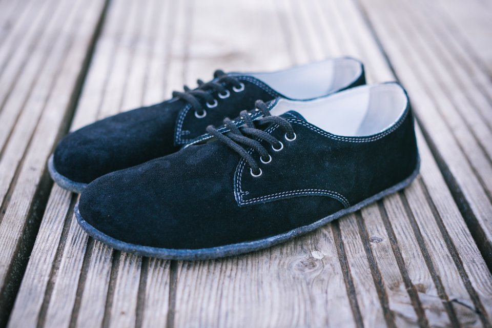 Barefoot Shoes - Be Lenka City - Charcoal '19