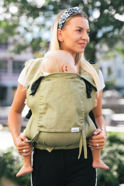 Baby carrier - Be Lenka 4ever - Green