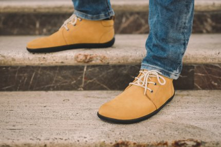 Barefoot Shoes - Be Lenka All-year - Icon - Mustard