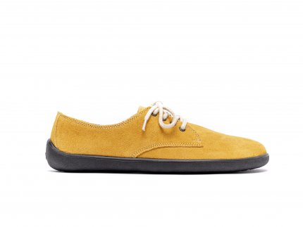 Barefoot Shoes - Be Lenka City - Mustard