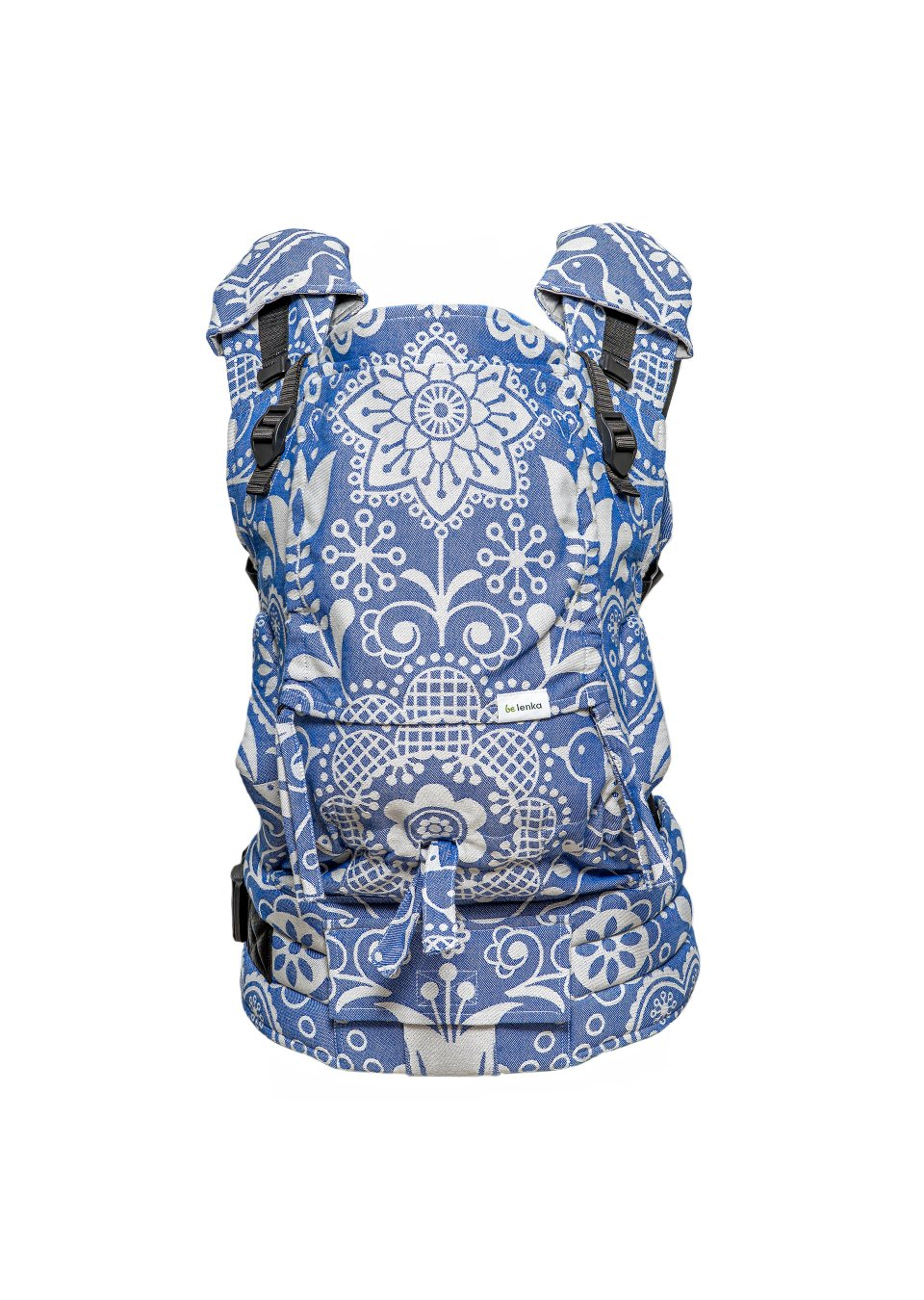 Baby Carrier - Be Lenka 4ever Folk - Blue